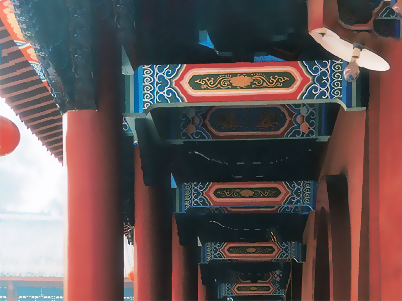 石经寺—天王殿